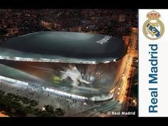 Así será el 'nuevo Santiago Bernabéu' / The new Santiago Bernabéu stadium