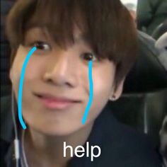 ❝short au's with taehyung and bts❞ iced tae © 2017 Bts Memes Hilarious, Bts Funny Videos, Stupid Memes, Bts Meme Faces, Funny Faces, Flipagram Video, Bts Emoji, Foto Rap Monster Bts, Jungkook Funny