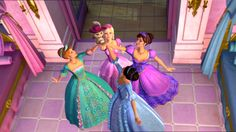 Barbie And The Three Musketeers - Dress Up