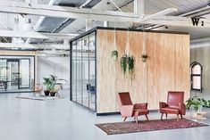Fairphone's new Amsterdam HQ was built from reused and locally sourced materials