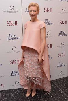 Cate Blanchett style file gallery - Vogue Australia balenciaga