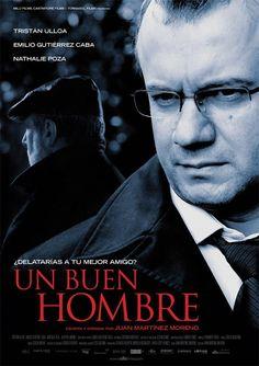 Un buen hombre (2009) España. Dir: Juan Martínez Moreno. Thriller. Ensino. Dereito. Relixión. Galicia - DVD CINE 1394