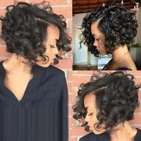 Material: Synthetic Hair Item Type: Wig Length: Short Wigs Type: Natural Wigs Net Weight: 120g Can B