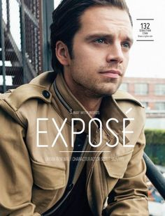 Captain America: Civil War actor Sebastian Stan covers the April 2016 issue of August Man Malaysia. Photographed by William Callan, Stan is styled by Jordan Grossman. Posing for relaxed images at playful angles, Stan is pictured in a wardrobe that includes brands such as Bottega Veneta and Coach. Opening up to the magazine about what... [Read More]