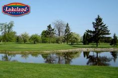 $14 for 18 Holes with Cart at Lakeland Golf Course in Fostoria near Findlay ($28 Value. Good Any Time until July 1, 2018!)