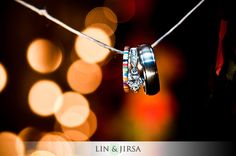 I really enjoy the simplicity of this wedding ring photo and the bokeh action going on;)