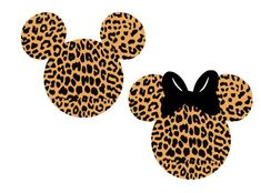 disney mickey and minnie leopard animal mouse ears animal Disney Animal Kingdom, Mickey Head, Mickey Minnie Mouse, Disney Mickey, Cheetah Print Wallpaper, Motif Leopard, Safari Hat, Downtown Disney, Shirt Print Design
