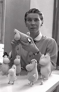"""""""All things are so very uncertain, and that's exactly what makes me feel reassured."""" ― Tove Jansson, Moominland Midwinter"""