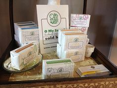 Oh My Soap | Southern Style Designs Waxhaw