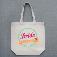 #custom #canvas #neon #wedding #tote $28 on #yourcloudparade