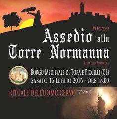Cinquew News: Nel borgo di Tora e Piccilli ricostruzione di acca...