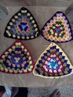 Triangular bunting