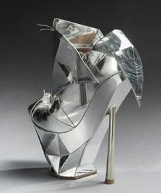 One Of Lady Gaga's Shoes Will Be Auctioned For Almost $6.5K