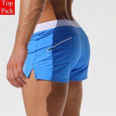 Sexy Men's swimming trunk briefs Beach Shorts