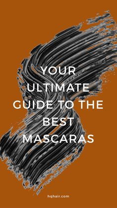 Looking for the best mascara? From waterproof mascara to lengthening mascara and volumising mascara, this is your go-to beauty guide. Orange Color, Colour, Peach Aesthetic, Lengthening Mascara, Best Mascara, Orange You Glad, Beauty Guide, Waterproof Mascara, Makeup Collection
