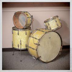 Drums - Slingerland Radio King 13.16.26 / 7x14 – Revival Drum Shop