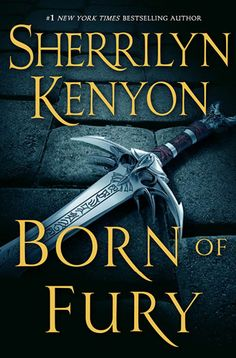 Born of Fury | Sherrilyn Kenyon