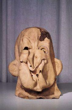 Paul McCarthy - Masks (Popeye)