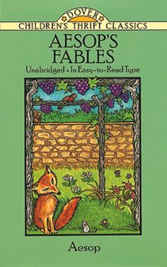 Aesop's Fables - moral values