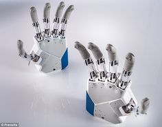 Developers say it will be the first prosthetic to provide real-time sensory…