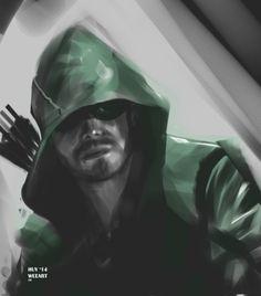 The Arrow/Oliver Queen. Arrow Cw, Arrow Oliver, Team Arrow, Green Arrow, Supergirl, Marvel Dc, Geeks, Dc Comics, Arrow Black Canary