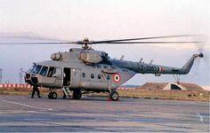 "Indian Air Force Mil Mi 17 ""Hip""."