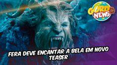 A Bela e a Fera - Fera deve encantar a Bela em novo teaser