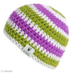 2. Tuto bonnet Myboshi en ligne