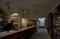 WAN INTERIORS Interiors, .PSLAB & Aesop lighting collaboration