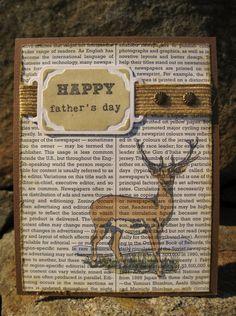 Inkee Paws: Deer Dad