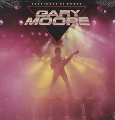 A Real Gem of the Early 80s: 'Corridors Of Power' by Gary Moore.