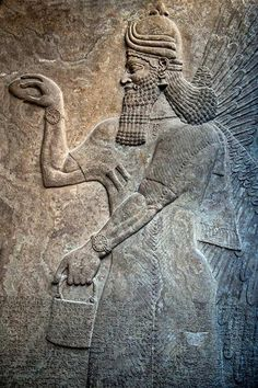 The Ancient Assyrian Palace of Nimrud - History & Artefacts