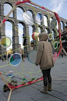 instalaciones artisticas interactivas - Buscar con Google