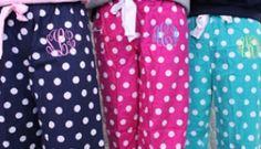 Monogrammed Apparel - Sleepwear - Memento - Personalized Monogrammed Gifts