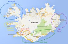 Comprehensive Guide to Planning a Trip Around Iceland's Ring Road An amazing resource for planning your Ring Road road trip around Iceland!An amazing resource for planning your Ring Road road trip around Iceland! Iceland Road Trip, Iceland Roads, Iceland Travel, Map Of Iceland, Reykjavik Iceland, Texas Hill Country, Iceland Adventures, Wanderlust, Thinking Day