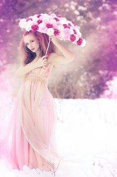 fairytale fashion in pink! Pink Love, Pretty In Pink, Foto Fantasy, Mode Rose, Fashion Photography, Wedding Photography, Fairytale Fashion, Fru Fru, Under My Umbrella