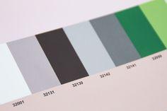 """Le Corbusier´s colour atmosphere """"Masonry I"""". Le Corbusier, Unique Colors, Bar Chart, Design Products, Colour Palettes, Color, Modern Art Paintings, Home Architect, Architecture"""