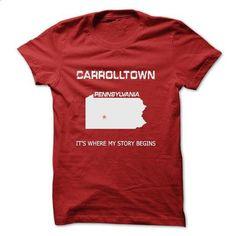 Carrolltown-PA24 - #tshirt #tshirt fashion. PURCHASE NOW => https://www.sunfrog.com/LifeStyle/Carrolltown-PA24.html?68278