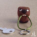 JuLi Design - HapDich - Tierische Schlüsselanhänger