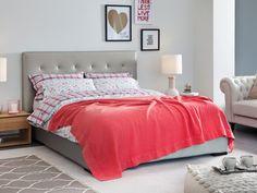 #Dormitorios que invitan al relax #cama
