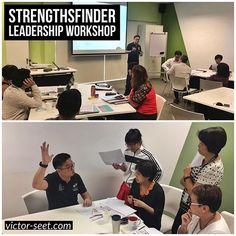 #StrengthsFinder (#CliftonStrengths) #Singapore #Leadership #Workshop #Program for SG Enable Management Team. After finishing a series of 5 workshops for different departments within SG Enable the Management decided to follow up with a workshop for themselves. They wanted to understand their full 34 StrengthsFinder profiles and learn deeper about their dominant strengths and blind spots. This workshop also focused on Strengths Partnership within the team. I personally enjoyed the small group…