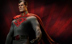 Share this with your friends and receive a $15 promo code. Click here to write your message. DC Comics Superman - Red Son Premium Format™ Figure