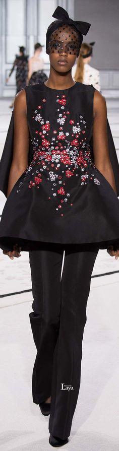 Giambattista Valli* Spring 2015 Couture
