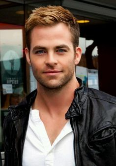 Chris Pine...the best part of Hansel and Gretel was the Star Trek preview!