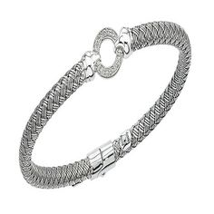 Find your fall look at J Thomas with our new Alisa line! Italian sterling silver and diamonds at an affordable price.