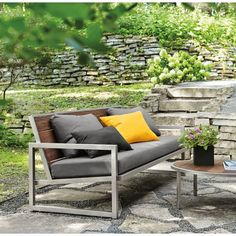 Modern Outdoor Furniture - Room & Board