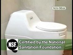 Composting Toilet | Best Compost Toilets | Sun Mar Systems
