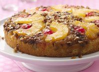 Gluten Free Pineapple Upside Down Cake recipe from Betty Crocker