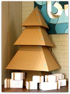 Art Symphony: Alternative christmas trees