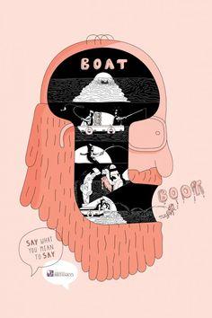 Británico English Institute: Boat